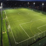 2G Synthetic Pitch in Beamhurst 11