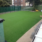 Installing Artificial Leisure Grass in Aaron's Hill 2