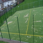 2G Synthetic Pitch in Allimore Green 8