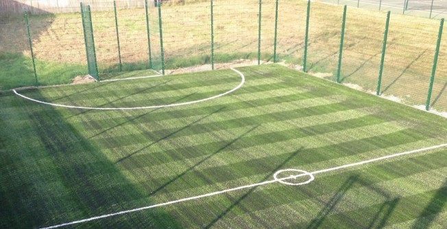 3G Pitch in Cardiff