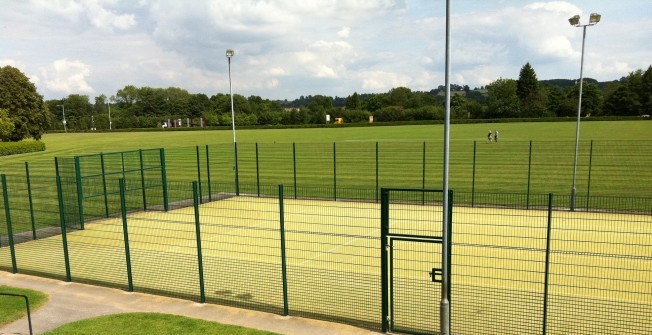 2G Sand Dressed Pitch in Allimore Green