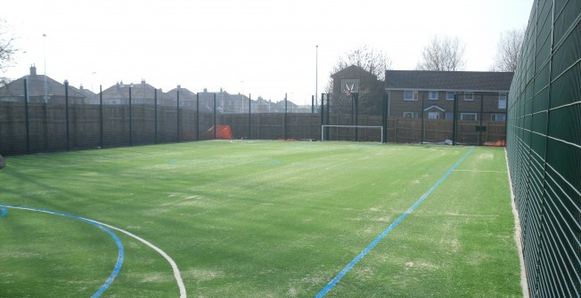 2G Sand Filled Surface in Barden