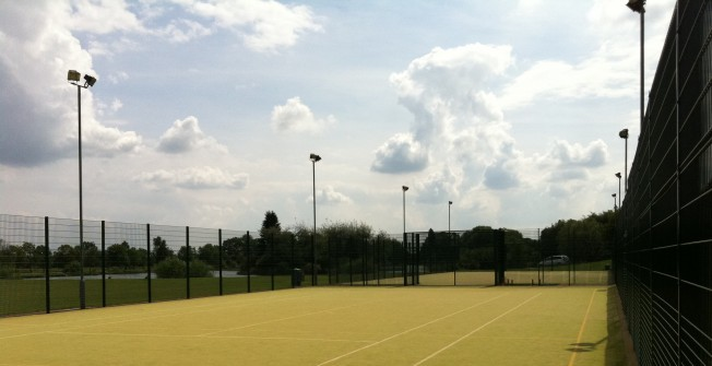 2G Synthetic Surfaces in Boythorpe