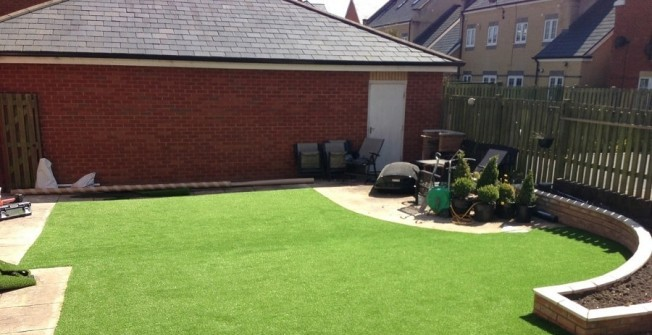 Artificial Leisure Grass in Nottinghamshire