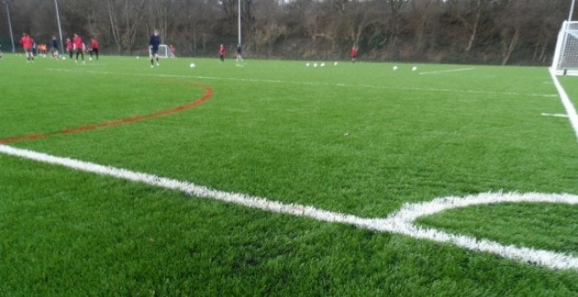 3G Astro Turf in Worcestershire